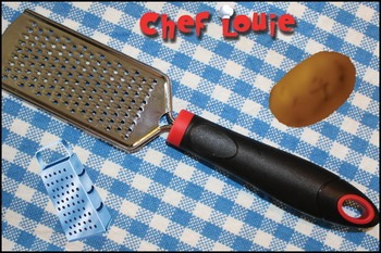 Chef Louie Grater