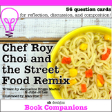 Chef Roy Choi Discussion Question Cards for Classroom & Distance Learning