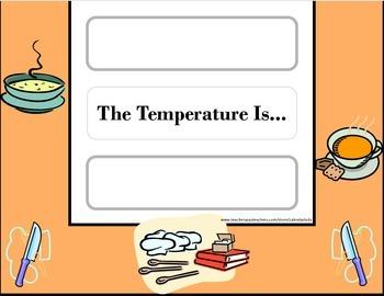Chef Weather Chart! Chef Theme! Chef Bulletin Board! Baking Theme!