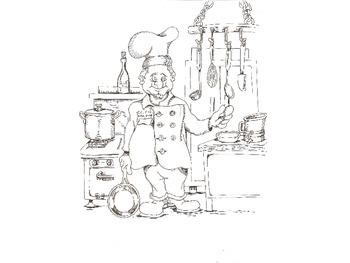 Chef and his Stuff