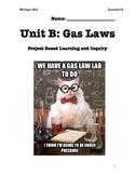 Chem 20 INQUIRY BASED Unit B Gases Workbook (with Labs)