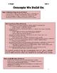 Chem 30 Unit C Organic Chemistry Workbook