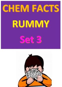 Chem Facts Rummy No. 3