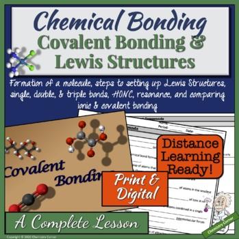 Chemical Bonding: Covalent Bonds and Covalent Compounds