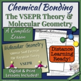 Chemical Bonding: The VSEPR Theory & Molecular Geometry |D