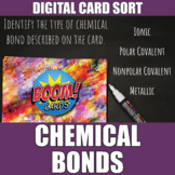 Chemical Bonds Boom Cards | Distance Learning | Self-Grading
