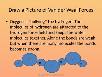 Chemical Bonds Power Point and Quick Notes