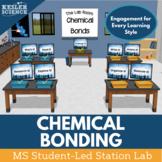 Chemical Bonds Student-Led Station Lab