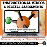 Chemical Bonds and Equations Videos & Digital Quiz - Dista