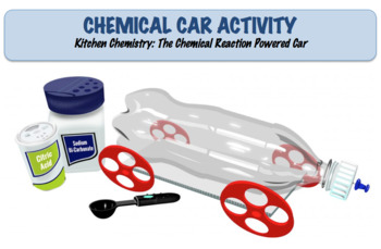 Chemical Car Activity (Editable)