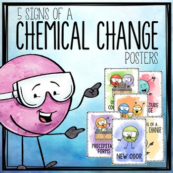 Chemical Change Posters