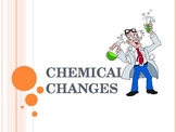 Chemical Change Powerpoint - Student Copy