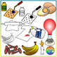 Chemical Changes Clipart