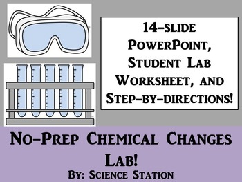 Chemical Changes Lab