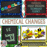 Chemical Changes and Mixing Substances 5E Science Unit