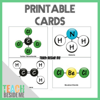 Chemical Compound Cards
