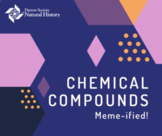 Chemistry: Chemical Compound Worksheet using the Epic Hand