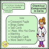 Chemical Compounds in Cells Bundle