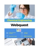 Chemical Engineering Webquest - online STEM activities (di