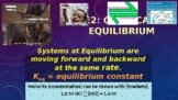 Chemical Equilibrium PowerPoint