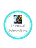 Chemical Interactions Word Wall