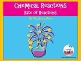 Chemical Kinetics - Rates of Reactions