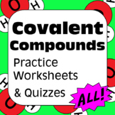 Chemical Nomenclature: Covalent Bonding Naming Compounds High School Chemistry