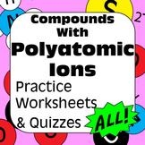 Chemical Nomenclature: Polyatomic Bonding Naming Compounds High School Chemistry