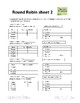 Chemical Nomenclature (Transition Metal Ionic) Round Robin Activity