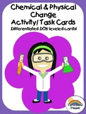 Chemical and Physical Change Differentiated Game Activity