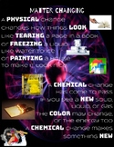 Chemical & Physical Changes Poem