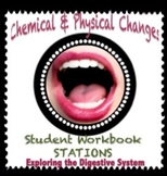 Chemical & Physical Changes of the Digestive System Student Workbook {FREE}