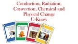 Chemical, Physical, Convection, Conduction, Radiation U-know