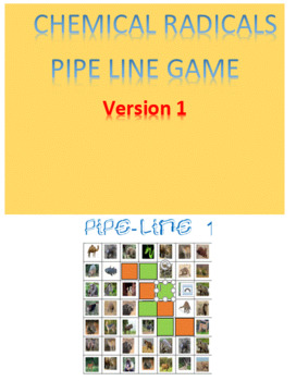 Chemical Radicals Pipe Line -- Version 1
