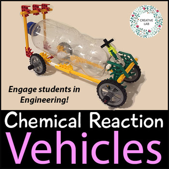Baking Soda, Citric Acid Powered Cars - STEM