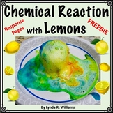Chemical Reaction With Lemons FREEBIE
