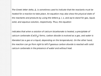 Chemical Reactions And Equations