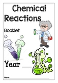Chemical Reactions Booklet
