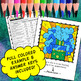 Chemical Reactions - Color by Number