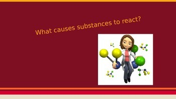 Chemical Reactions Lecture Slides