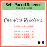 Chemical Reactions Middle School Chemistry NGSS MS-PS1-2,