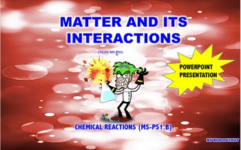 Chemical Reactions (NGSS MS-PS1.B)