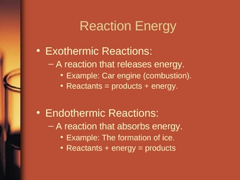 Chemical Reactions PPT