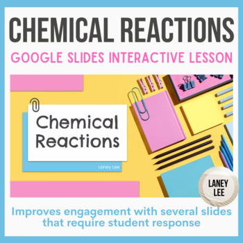 Chemical Reactions - 3 in 1