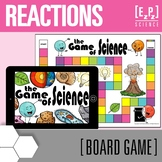 Chemical Reactions Science Board Game Review