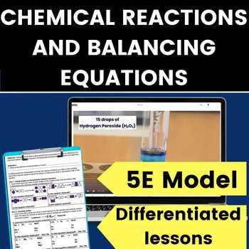 Chemical Reactions Unit Bundle
