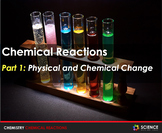 PPT - Chemical Reactions & Rates + Student Notes - Distanc
