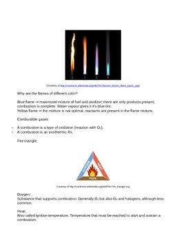 Chemical Reactivity of Gases