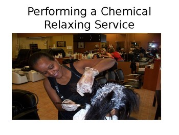 Chemical Relaxing & Straightening Procedures