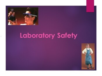 Chemical Safety Powerpoint